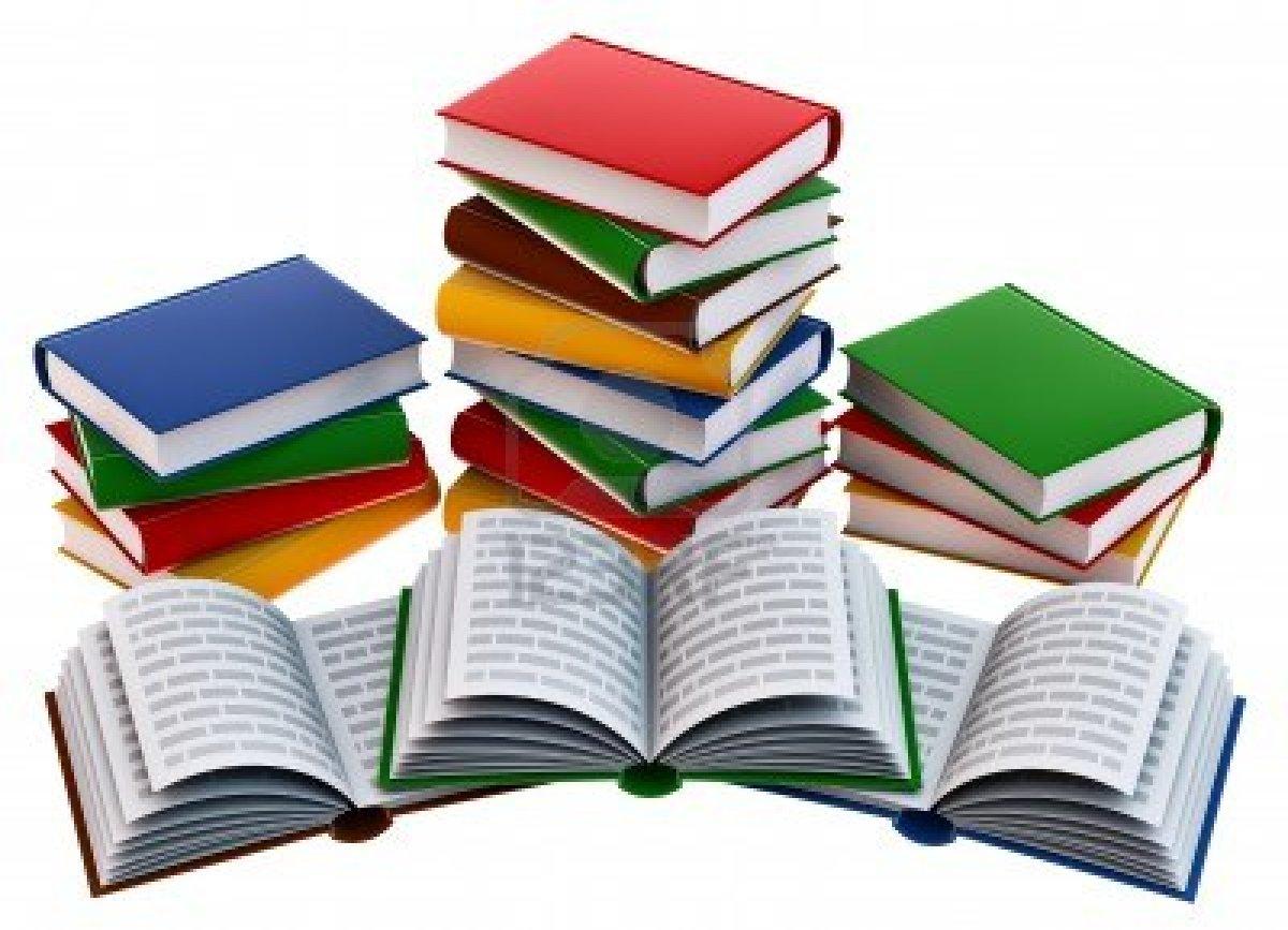 Libros de texto por cursos